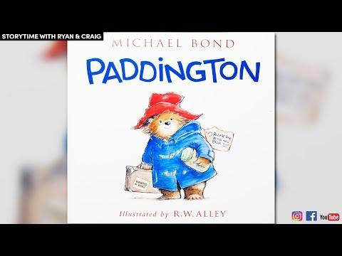 STORYTIME  Paddington by Michael Bond  READ ALOUD