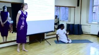 Терапевтическая йога ДЛЯ ЖЕНЩИН (видеоурок)