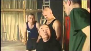 Базар по фене в сериале Боец online video cutter com