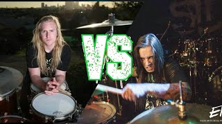 Скачать Aaron Kitcher VS Aaron Stechauner INFANT ANNIHILATOR VS RING OF SATURN