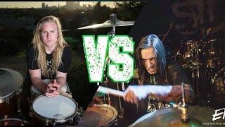 Aaron Kitcher VS Aaron Stechauner [INFANT ANNIHILATOR VS RING OF SATURN]