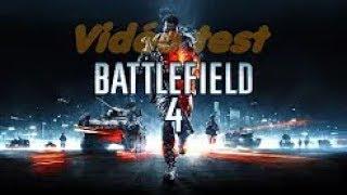 [Ancienne video] test Battlefield 4 [PS4]