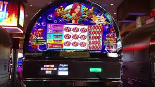 """VGT Slots Video Session & Triple Doubles Dollars """"HANDPAYS""""  Choctaw Casino, Durant, OK"""