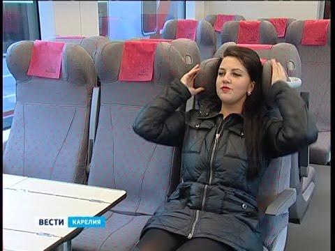 «Ласточка» нового поколения. Презентация в Петрозаводске