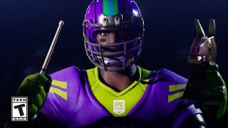 NEW NFL SKINS TRAILER EN FORTNITE