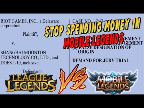 MOBILE LEGENDS - CONFIRMED HERE IS THE LAWSUIT 44 PAGES DOCUMENT