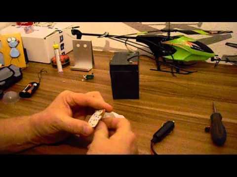 Alles Mit Strom Def 230v Led Umbau Zur 12v Led Youtube