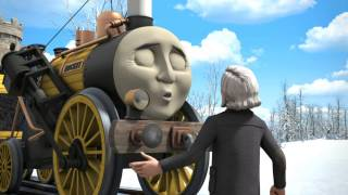 Thomas & Friends: Santa's Little Engine - Clip