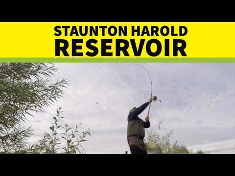 Staunton Harold Reservoir - Natural Fishing - Midlands Natural Venue Series