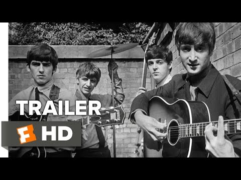 The Beatles: Eight Days a Week - The Touring Years Official Trailer 1 (2016) - Documentary