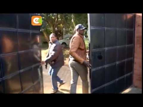 Nasa activists Miguna Miguna arrested