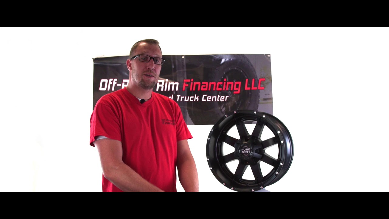 9836f7e0847f6 Wheel Giveaway Pure Grit Own the Dirt Contest - YouTube
