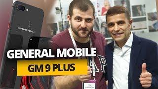 Google Asistan'a General Mobile Asistan geliyor! GM 9 Plus ve şirketin 2019 beklentileri!