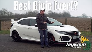 The New Honda Civic Type R FK8... Is It As Good As Everyone Says? (JDM Legends Tour Pt. 9)