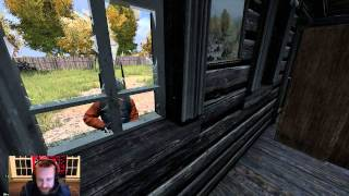 DayZ Prison Pt. 1: Robbed at Gunpoint.