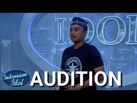 Menyanyikan lagu DAERAH GORONTALO - Indonesia Idol L 2018 Parodi