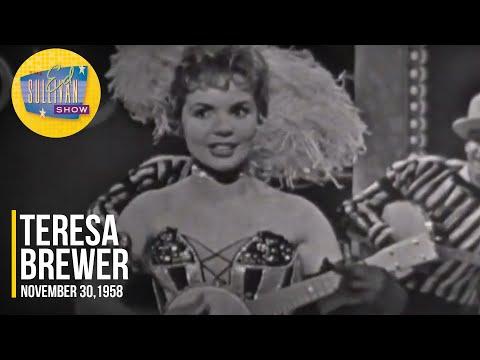 "Teresa Brewer ""Naughty 90's"" on The Ed Sullivan Show"