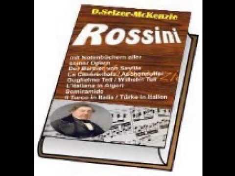 Opera Ein Türke in Italien Il Turco in Italia von Rossini