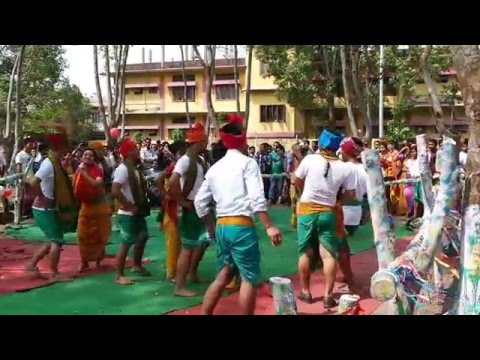 Bodoland University, Pre Bwisagu Celebration Cum Competition 2015 , Winning Dance Video