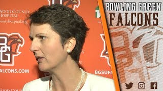 BG Volleyball : Coach Tomic Postgame