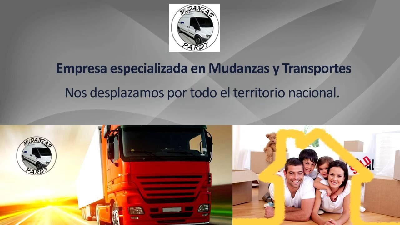 Empresa de mudanzas de viviendas y transporte de coches y motos en ...