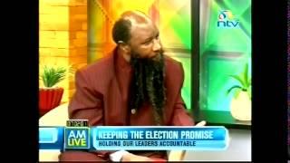 NTV Interview July 4, 2014 - Prophet Dr. Owuor