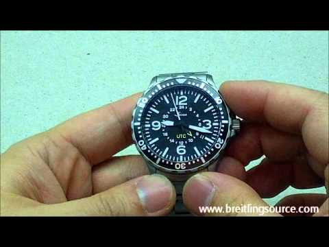 sinn 857 utc tegimented automatic watch on bracelet youtube