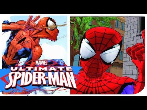 Ultimate Spider-Man - VENOM VS SILVER SABLE