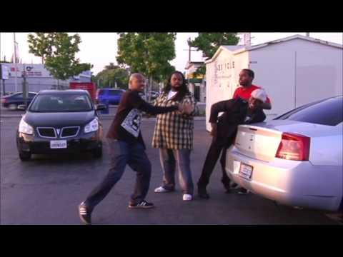 Barack Obama's Cousin:  Episode 1   The Parking Spot Fight Comedy