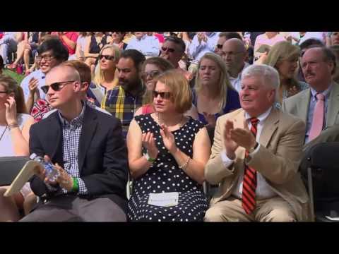 UVA's 2016 Valediction