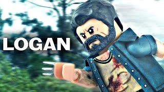 LEGO Marvel : LOGAN - Showcase