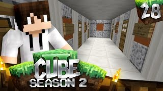 Minecraft Cube SMP S2: E28 - Mule Haul End Outlet