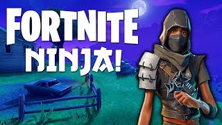 Fortnite - NINJA MONTAGE! #1 (Funny Moments & Ninja Trolling)