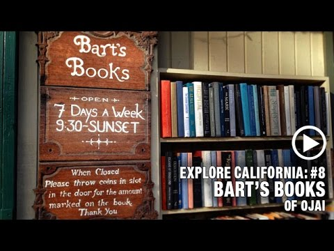 Explore California - Episode 8: Bart's Books of Ojai