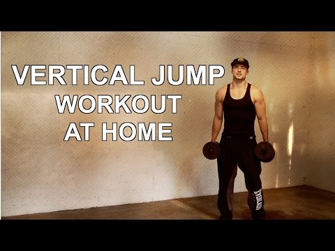 "Vertical Jump Workout At Home – INSTANTLY ""Jump Higher"""