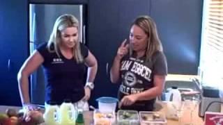 Eggceltv - How To Make An Eggcelicious Mango Frappe.mp4