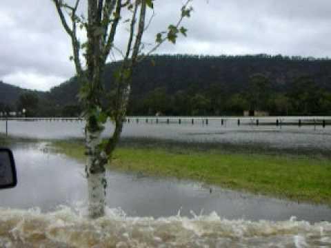 Muskoka Farm flood.MOV
