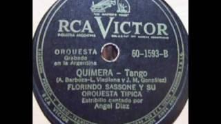 Orquesta Florindo Sassone INEDITO Baldosa Floja