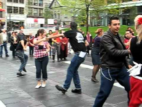 Rockabilly Jive in Montreal