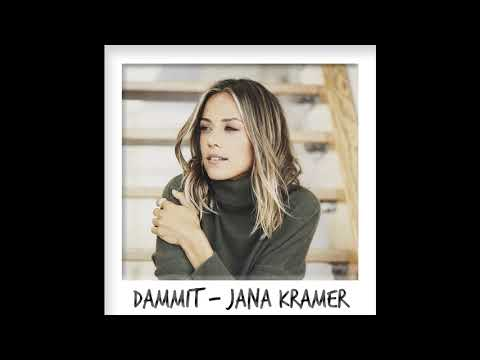 Jana Kramer  Dammit   Video