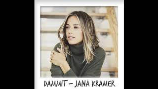 Jana Kramer - Dammit (Official Audio Video)
