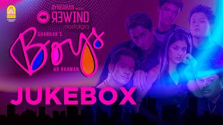 Boys - Jukebox | Siddharth | Genelia | Shankar | AR Rahman | Ayngaran