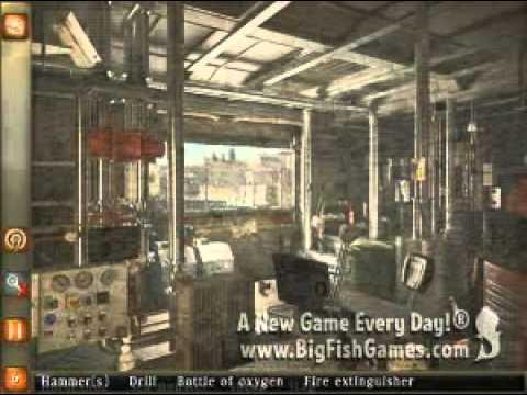 FBI: Paranormal Case / Hidden Objects Game