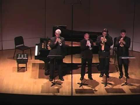 VCUarts    Music BrassFest 2012 - Fanfare