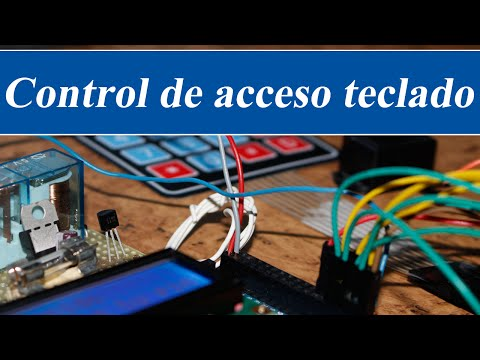 Control de acceso con teclado | RincónIngenieril con GearBest