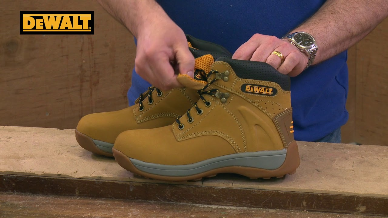 DEWALT Extreme 3 Wheat Safety Boots