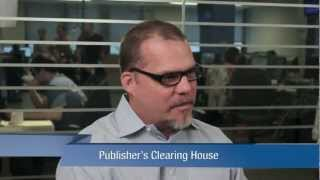 Blue Fountain Media Reviews - Publisher's Clearing House