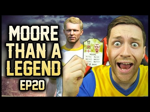 MOORE THAN A LEGEND #20 - Fifa 16 Ultimate Team