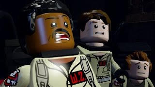 LEGO Dimensions Walkthrough Part 11 - LEGO Ghostbusters