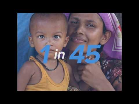 1 in 45: Global Humanitarian Overview 2020